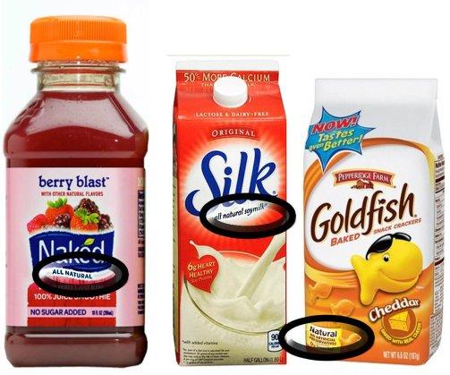 Natural-Food-Labels